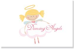 logo dancing angels