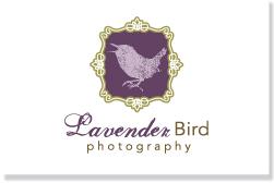 logo lavendarBird