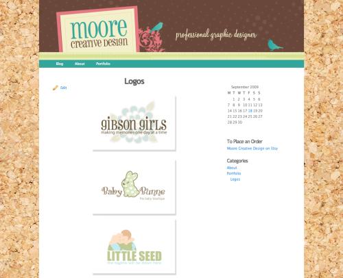 Moore Creative Design Blog